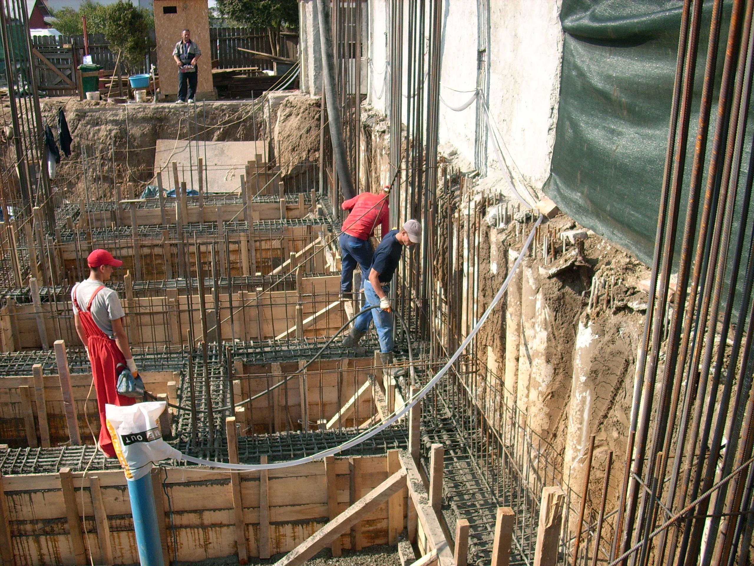 Aditiv in beton - NORDICA CONSTRUCT - Bd Pipera 12B UNICO PROFIT - Poza 23