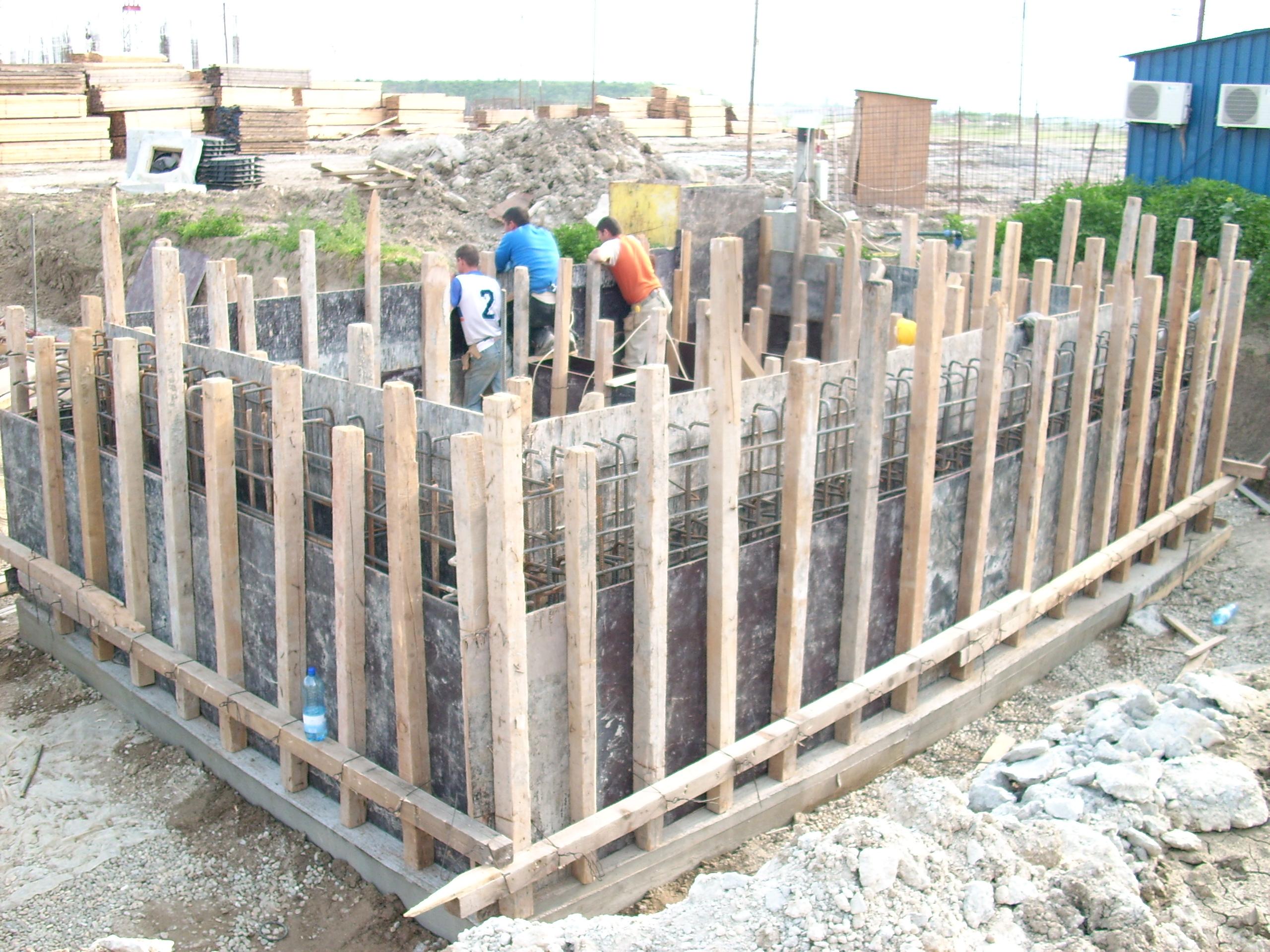 Aditiv in beton - PRO HOTELS - Bazin separator - Statia de betoane UNICO PROFIT - Poza 2