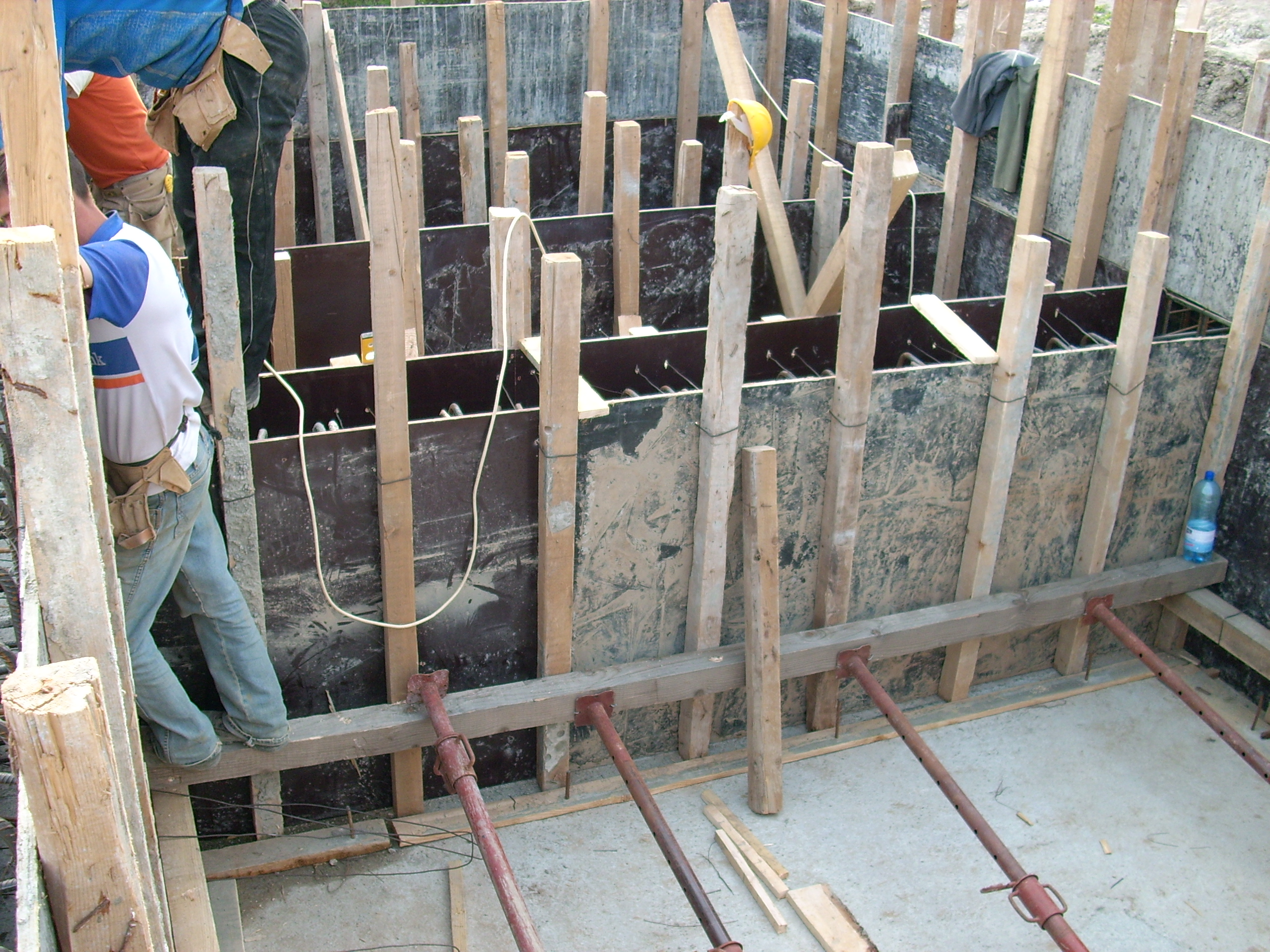 Aditiv in beton - PRO HOTELS - Bazin separator - Statia de betoane UNICO PROFIT - Poza 4