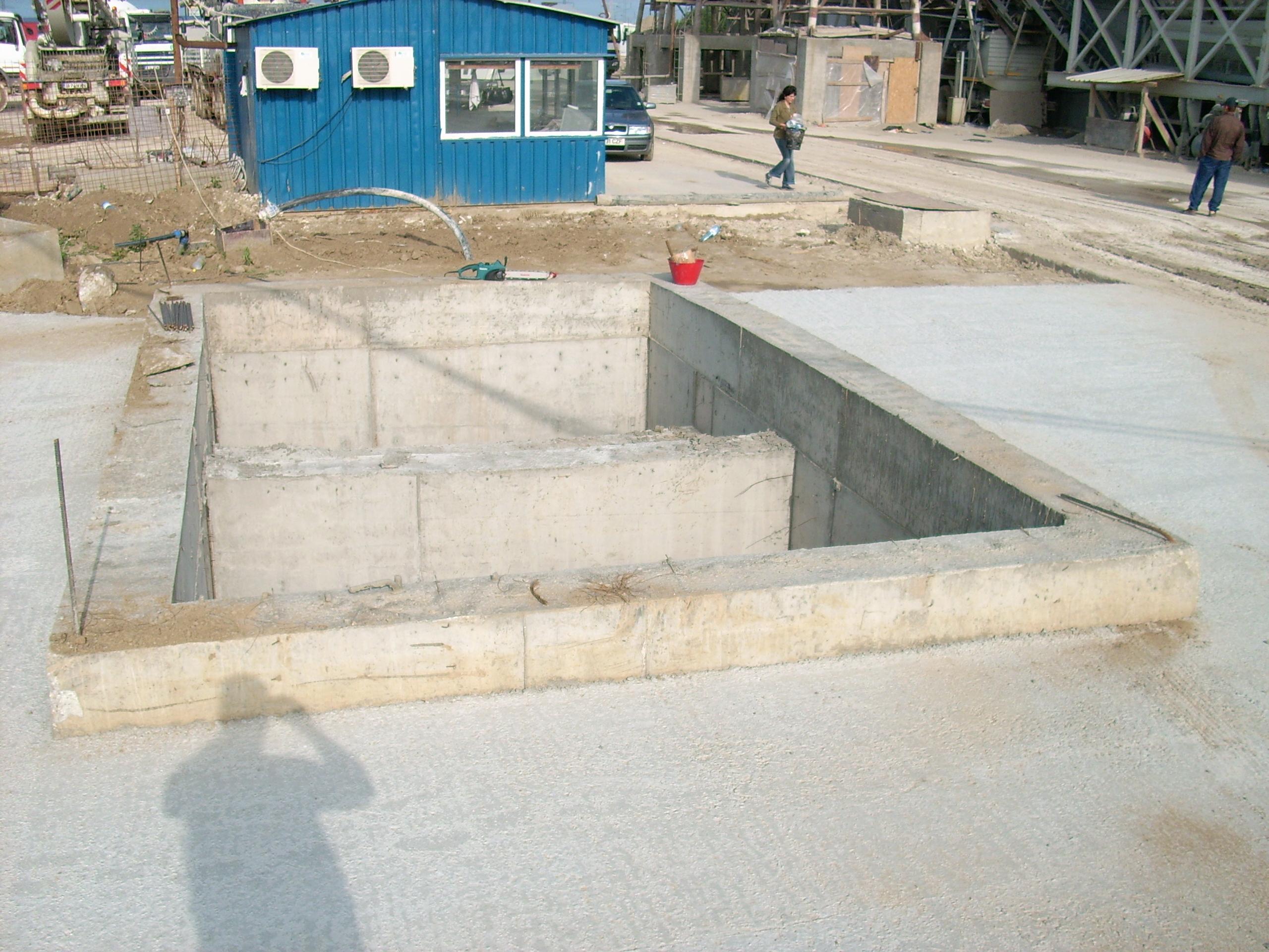 Aditiv in beton - PRO HOTELS - Bazin separator - Statia de betoane UNICO PROFIT - Poza 10