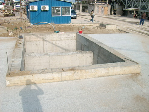 Lucrari, proiecte Aditiv in beton - PRO HOTELS - Bazin separator - Statia de betoane UNICO PROFIT - Poza 10