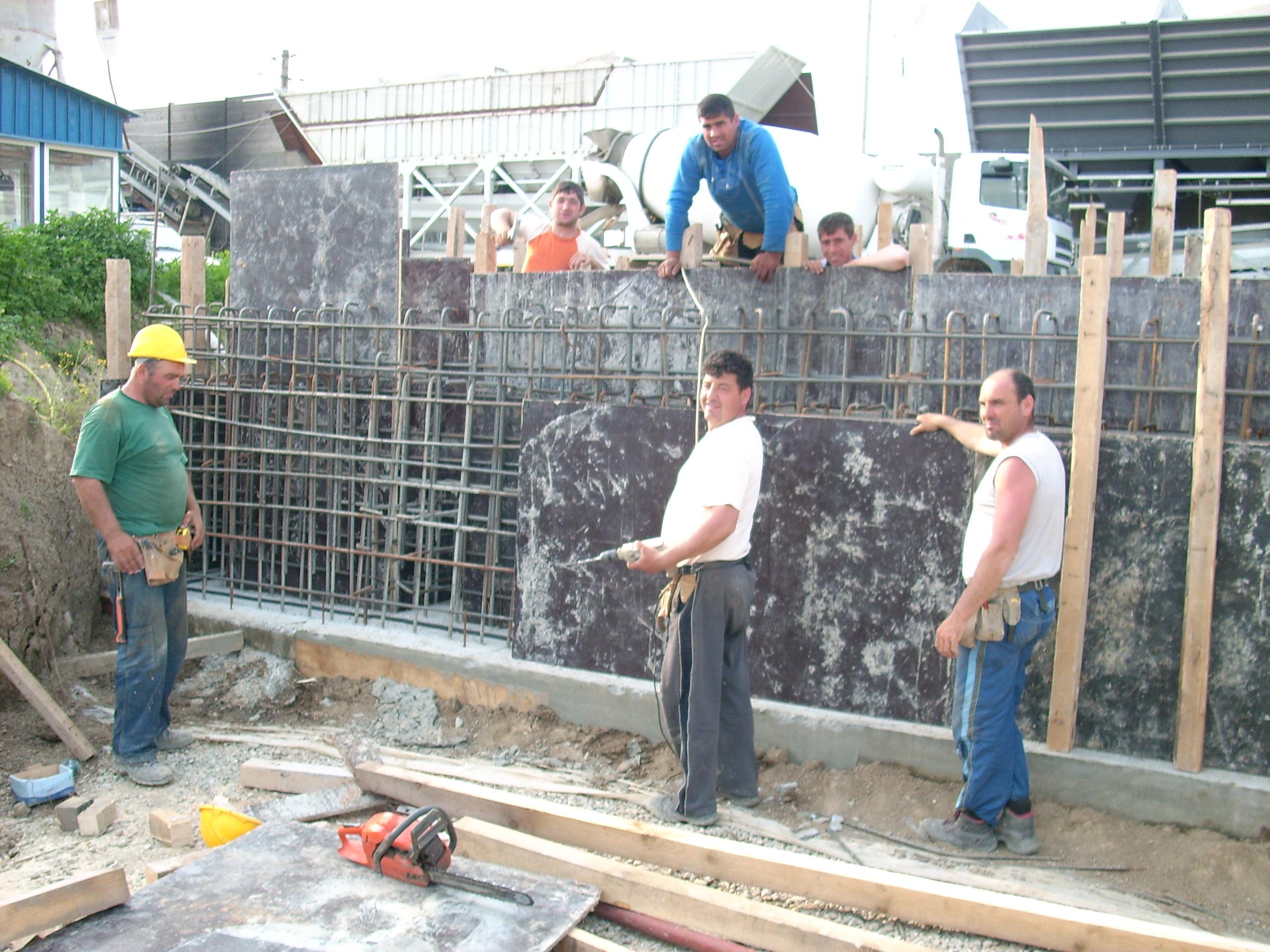 Aditiv in beton - PRO HOTELS - Bazin separator - Statia de betoane UNICO PROFIT - Poza 12