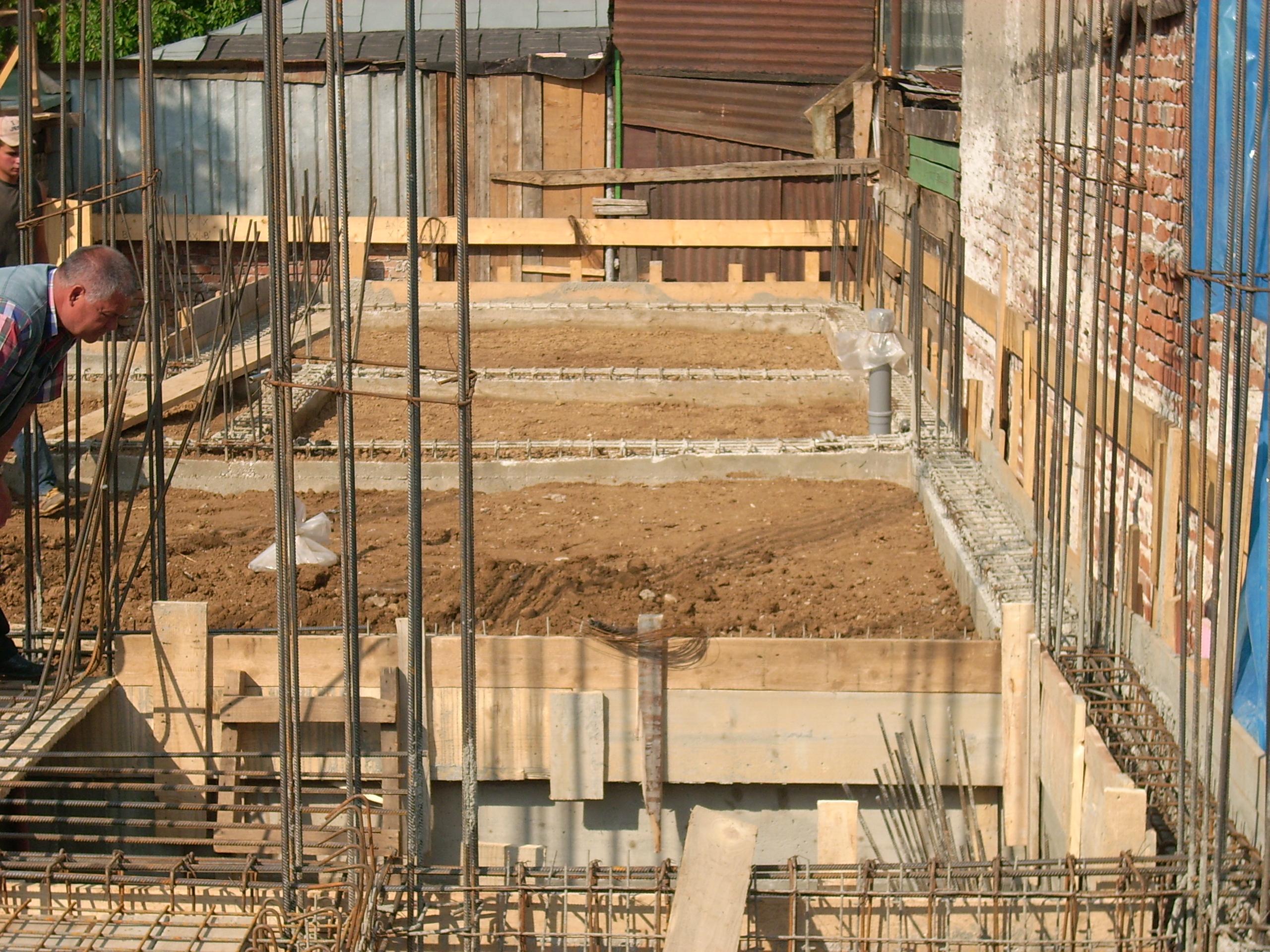 Aditiv in beton - Vila persoana privata - Bucuresti Sector 4 UNICO PROFIT - Poza 5