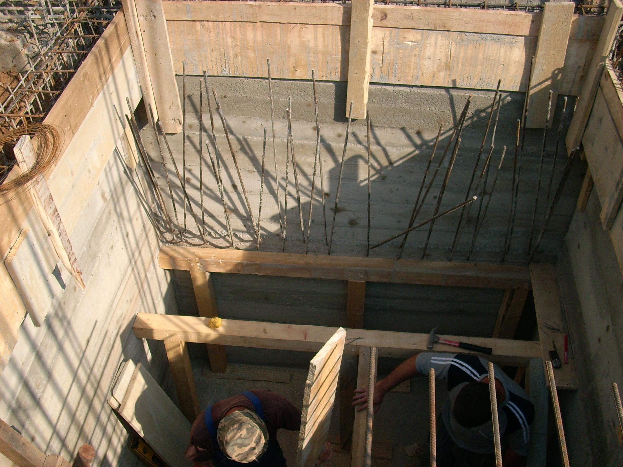Aditiv in beton - Vila persoana privata - Bucuresti Sector 4 UNICO PROFIT - Poza 7