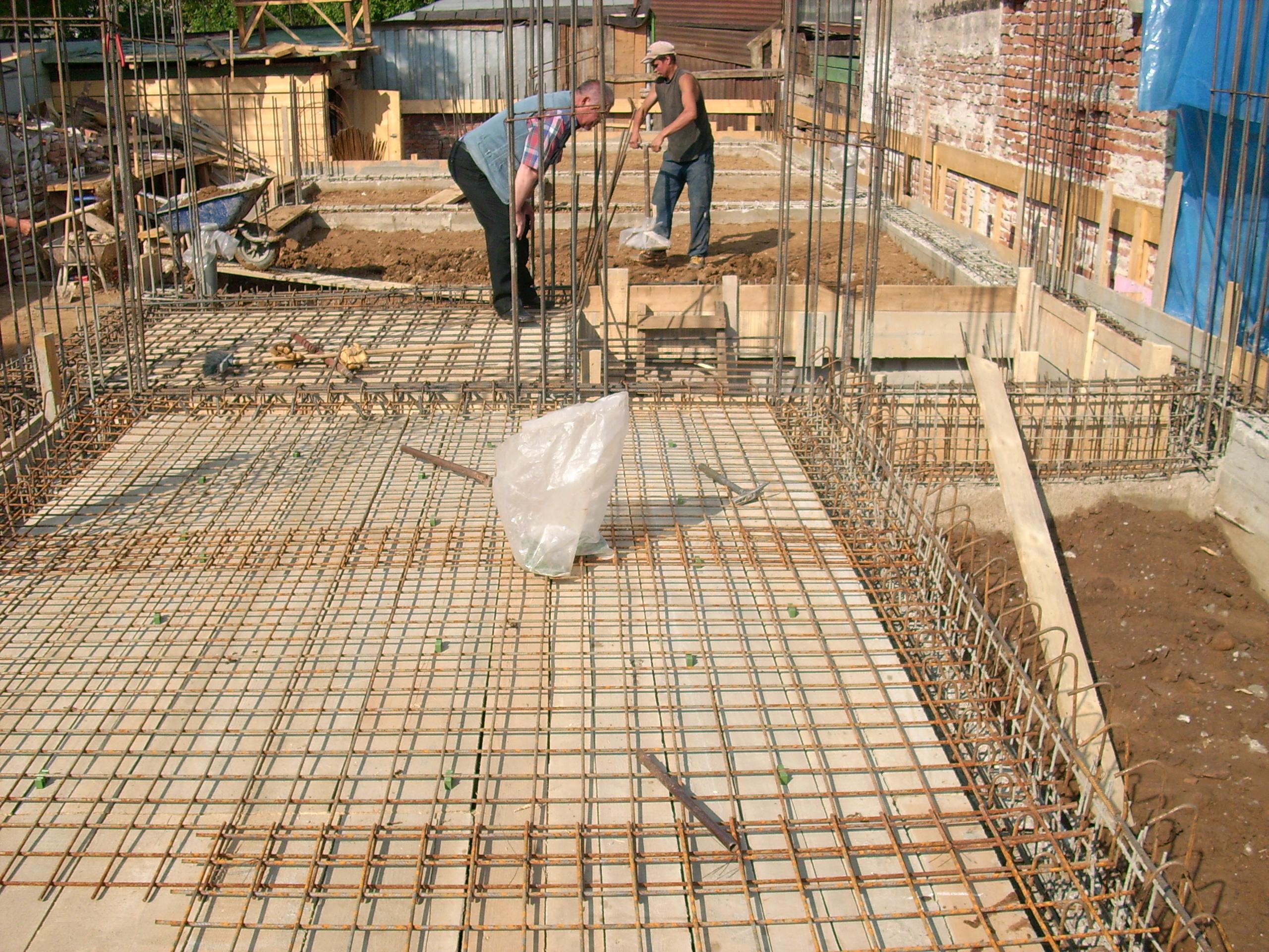 Aditiv in beton - Vila persoana privata - Bucuresti Sector 4 UNICO PROFIT - Poza 9