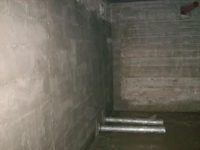 Aplicarea tratamentelor de impermeabilizare - BALCOVI - Bazin apa - Nissan - Tunari / Aplicare tratament de impermeabilizare - RADMYX