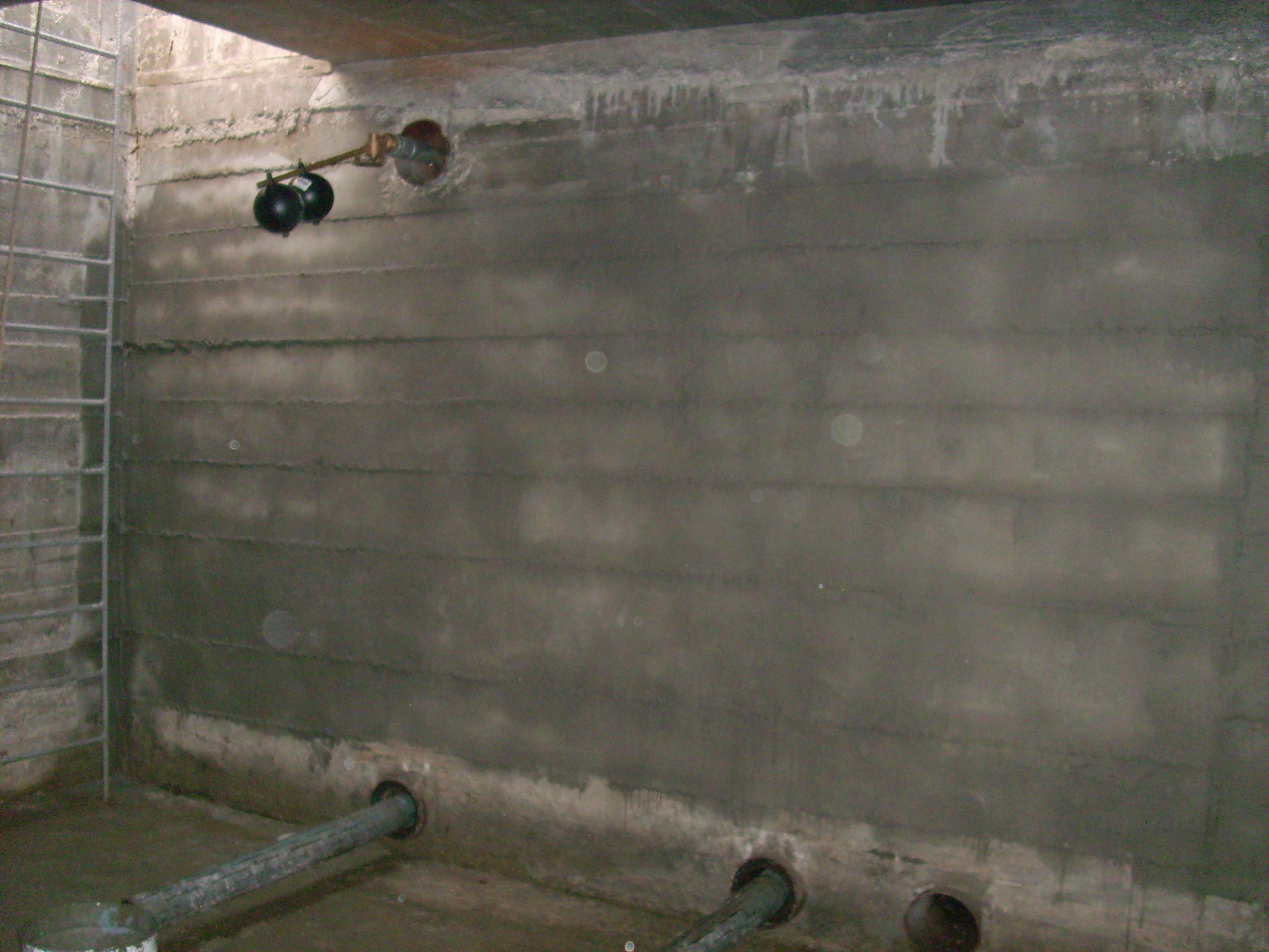 Aplicarea tratamentelor de impermeabilizare - BALCOVI - Bazin apa - Nissan - Tunari UNICO PROFIT - Poza 14
