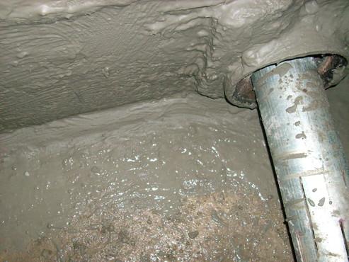 Lucrari, proiecte Aplicarea tratamentelor de impermeabilizare - BALCOVI - Bazin apa - Nissan - Tunari UNICO PROFIT - Poza 20