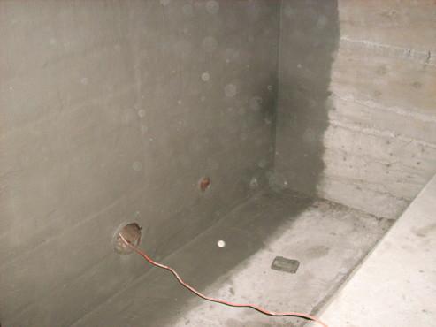 Lucrari, proiecte Aplicarea tratamentelor de impermeabilizare - BALCOVI - Bazin apa - Univ. Ecologica - Grozavesti UNICO PROFIT - Poza 5