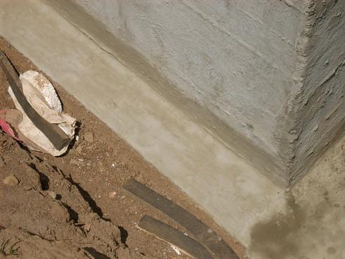 Lucrari, proiecte Aplicarea tratamentelor de impermeabilizare - Vila Rosu UNICO PROFIT - Poza 3