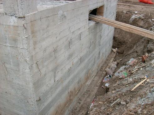 Lucrari, proiecte Aplicarea tratamentelor de impermeabilizare - Vila Rosu UNICO PROFIT - Poza 4