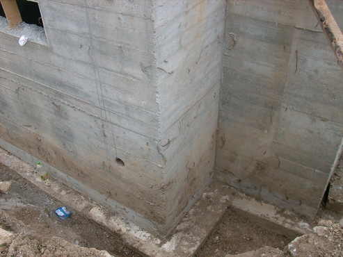 Lucrari, proiecte Aplicarea tratamentelor de impermeabilizare - Vila Rosu UNICO PROFIT - Poza 5
