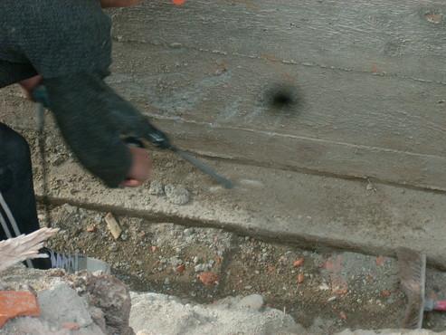 Lucrari, proiecte Aplicarea tratamentelor de impermeabilizare - Vila Rosu UNICO PROFIT - Poza 19