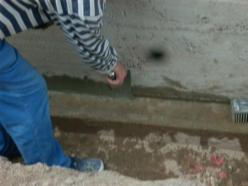 Lucrari, proiecte Aplicarea tratamentelor de impermeabilizare - Vila Rosu UNICO PROFIT - Poza 25