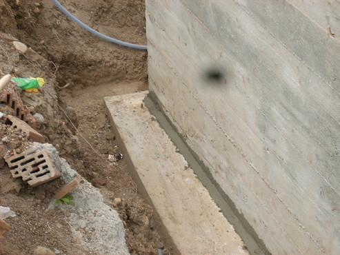 Lucrari, proiecte Aplicarea tratamentelor de impermeabilizare - Vila Rosu UNICO PROFIT - Poza 31