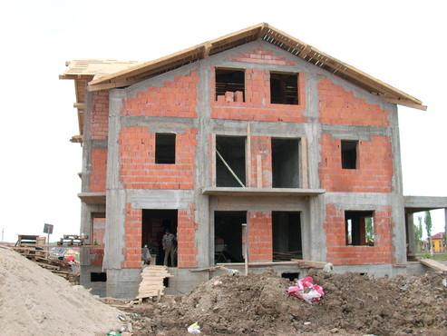 Lucrari, proiecte Aplicarea tratamentelor de impermeabilizare - Vila Rosu UNICO PROFIT - Poza 39