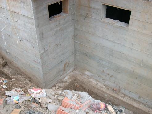 Lucrari, proiecte Aplicarea tratamentelor de impermeabilizare - Vila Rosu UNICO PROFIT - Poza 40