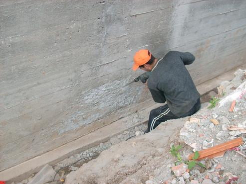 Lucrari, proiecte Aplicarea tratamentelor de impermeabilizare - Vila Rosu UNICO PROFIT - Poza 42