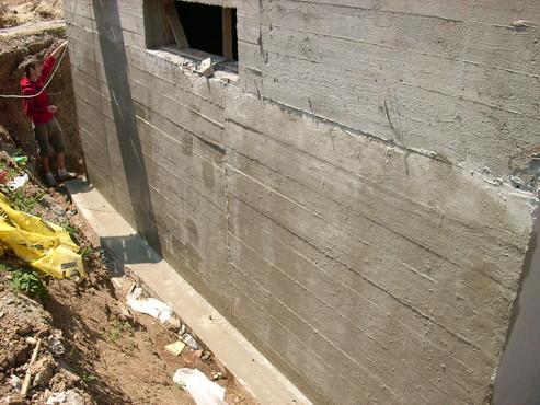 Lucrari, proiecte Aplicarea tratamentelor de impermeabilizare - Vila Rosu UNICO PROFIT - Poza 43