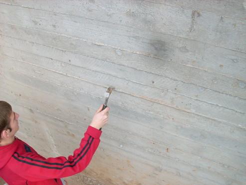 Lucrari, proiecte Aplicarea tratamentelor de impermeabilizare - Vila Rosu UNICO PROFIT - Poza 47