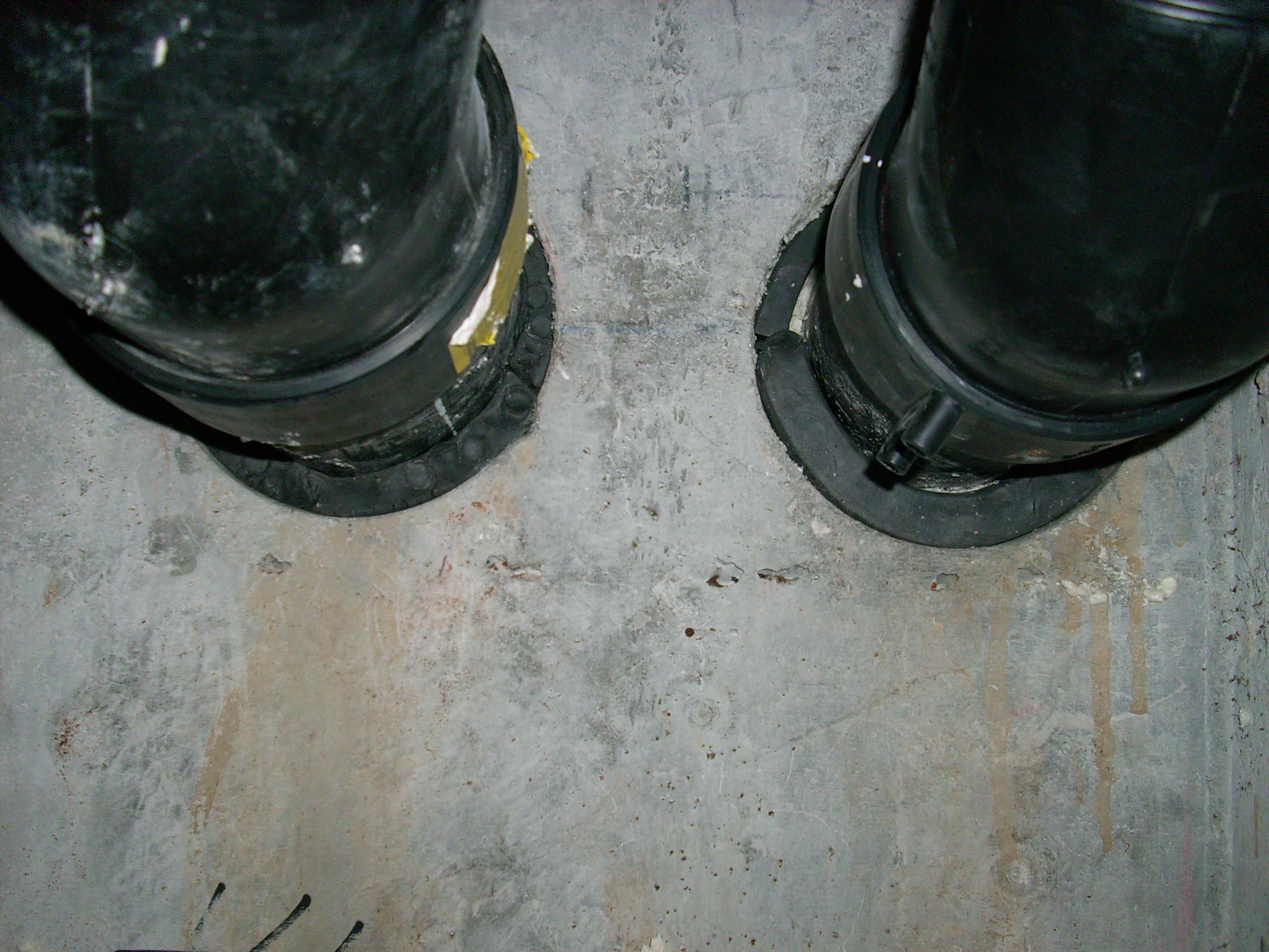 Hidroizolare strapungeri instalatii sanitare - RIN Grand Hotel UNICO PROFIT - Poza 1