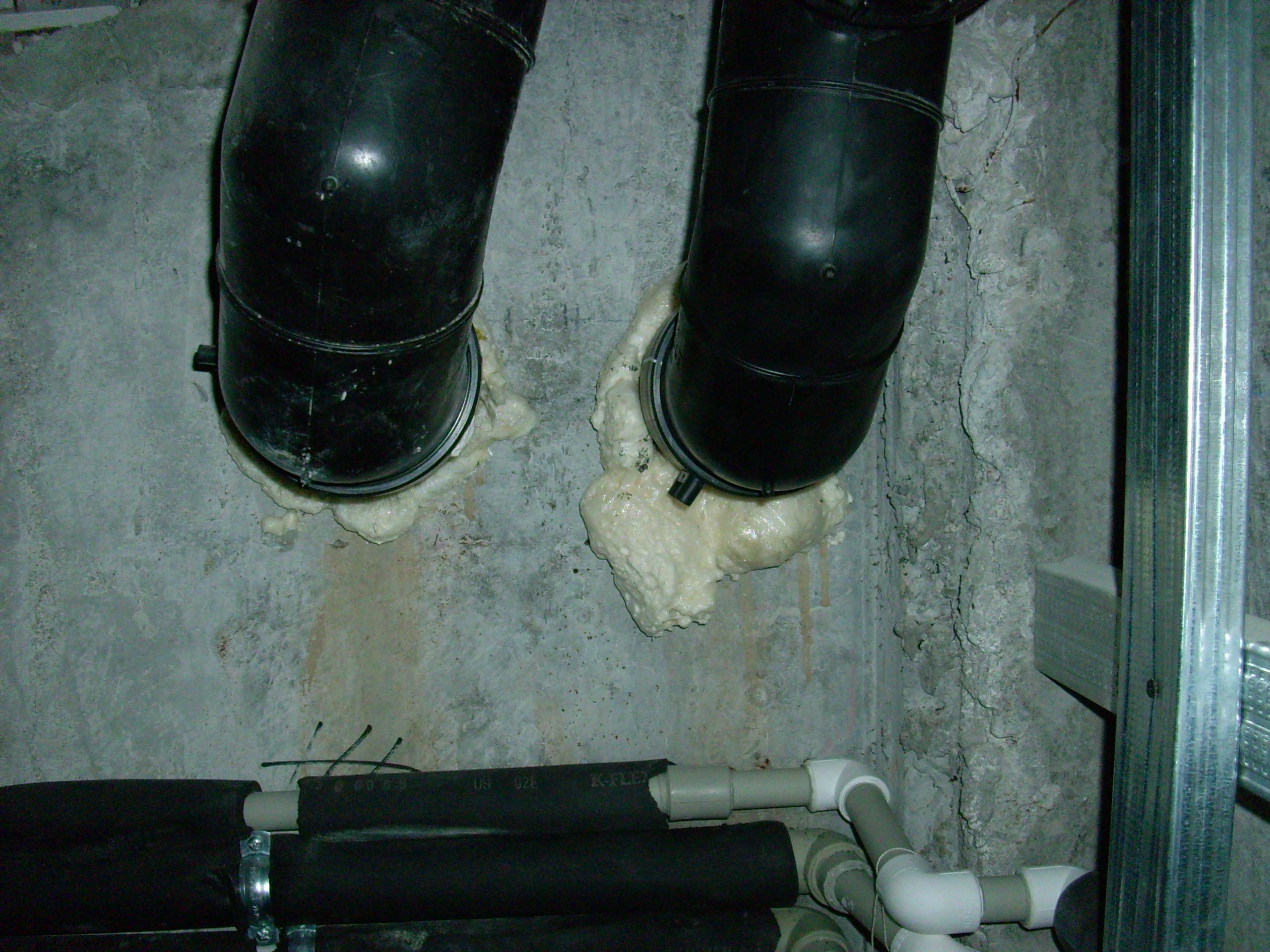 Hidroizolare strapungeri instalatii sanitare - RIN Grand Hotel UNICO PROFIT - Poza 6