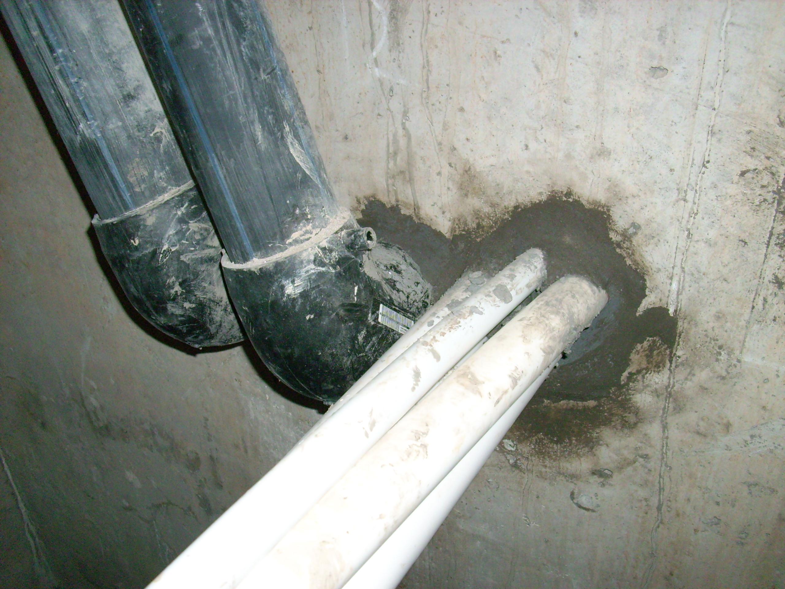 Hidroizolare strapungeri instalatii sanitare - RIN Grand Hotel UNICO PROFIT - Poza 8