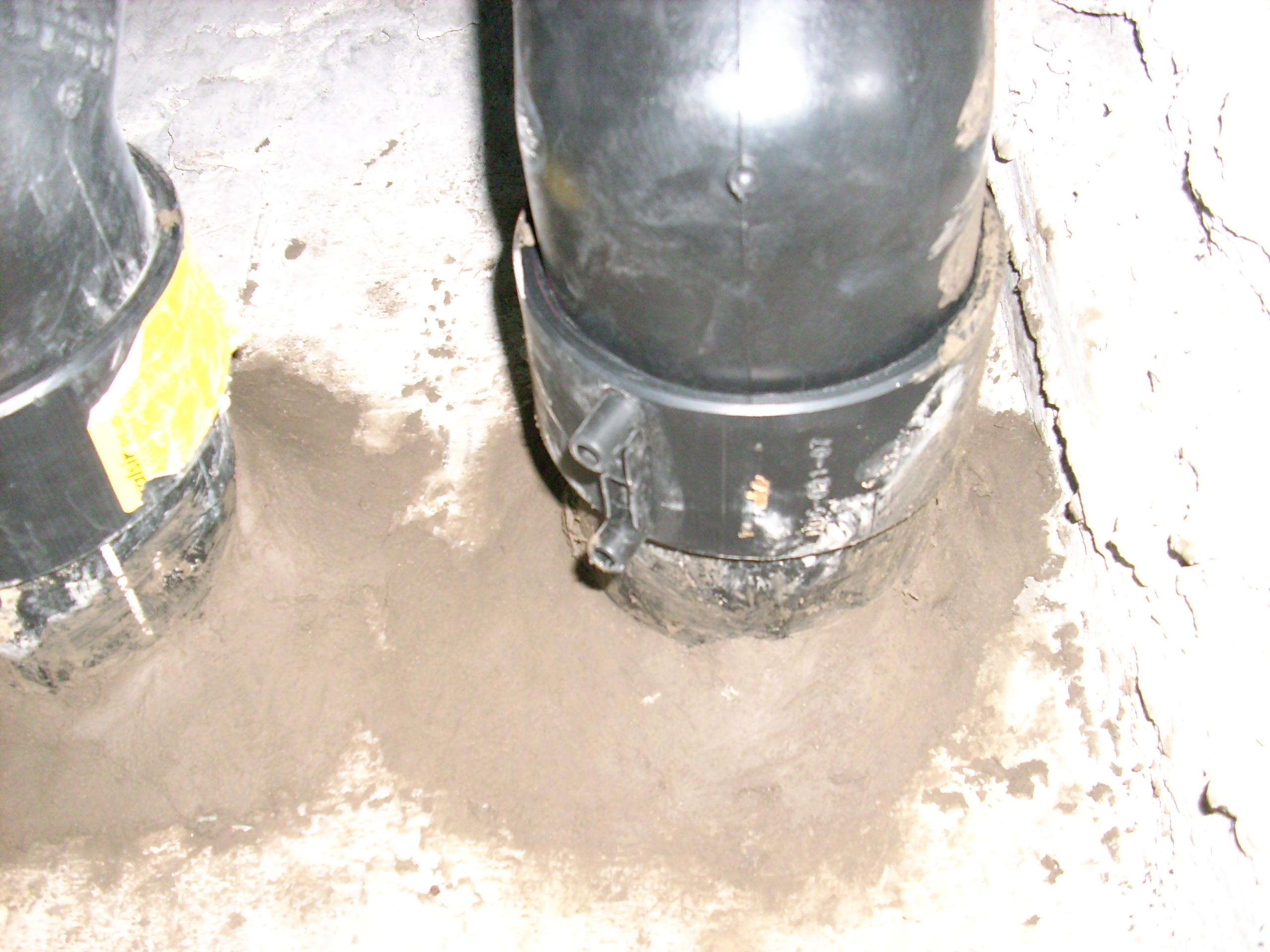 Hidroizolare strapungeri instalatii sanitare - RIN Grand Hotel UNICO PROFIT - Poza 10