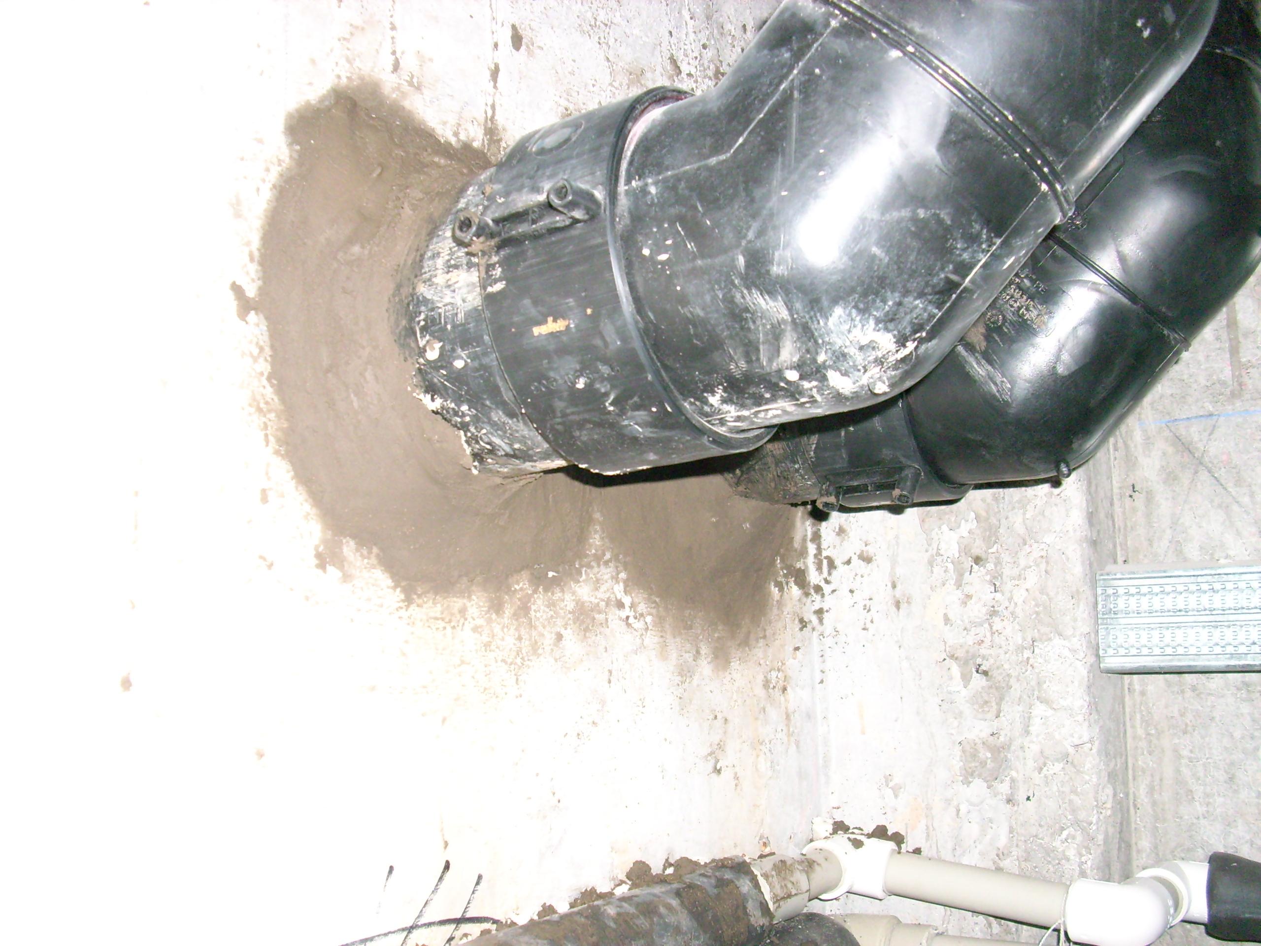 Hidroizolare strapungeri instalatii sanitare - RIN Grand Hotel UNICO PROFIT - Poza 12