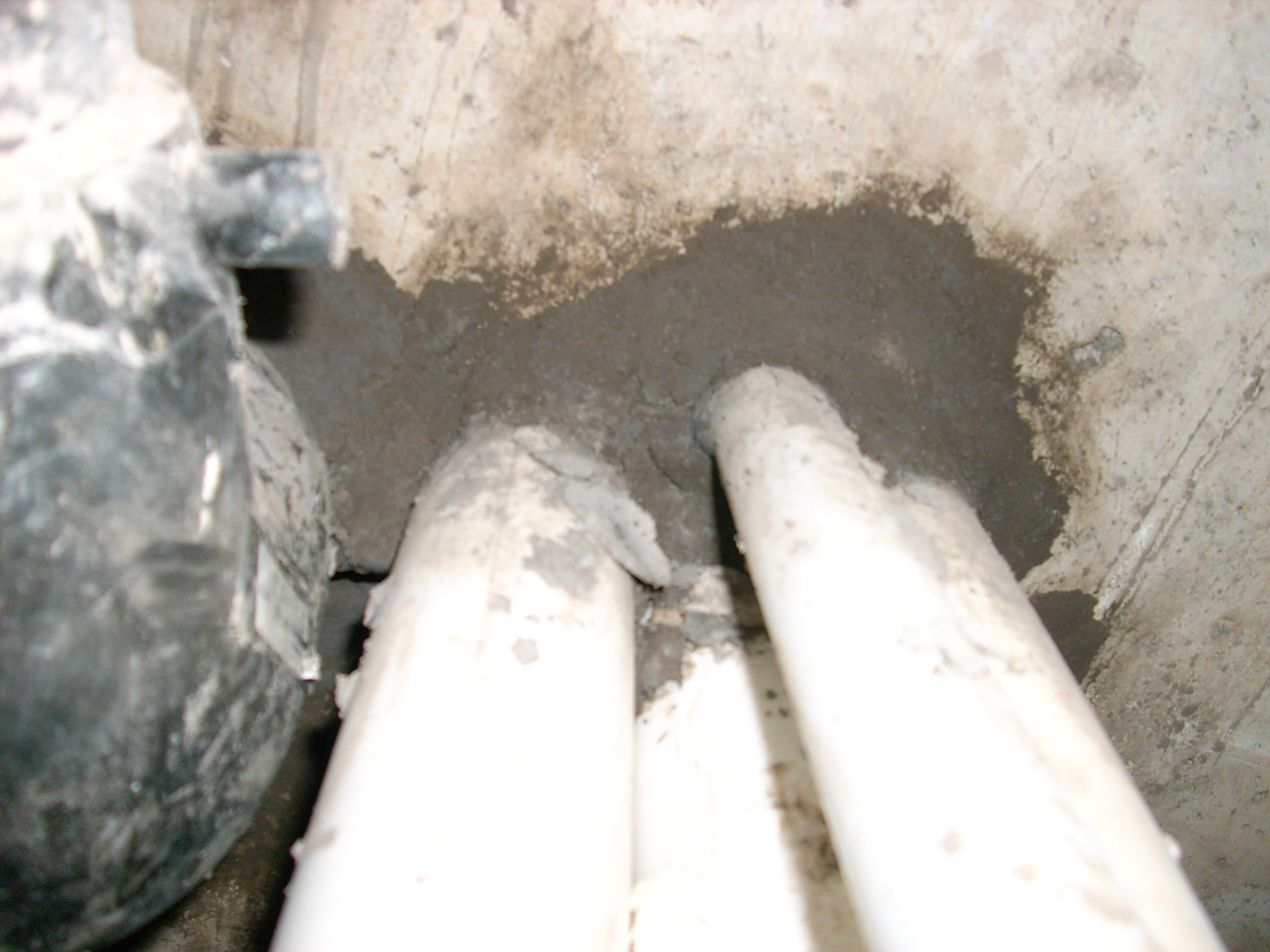 Hidroizolare strapungeri instalatii sanitare - RIN Grand Hotel UNICO PROFIT - Poza 20
