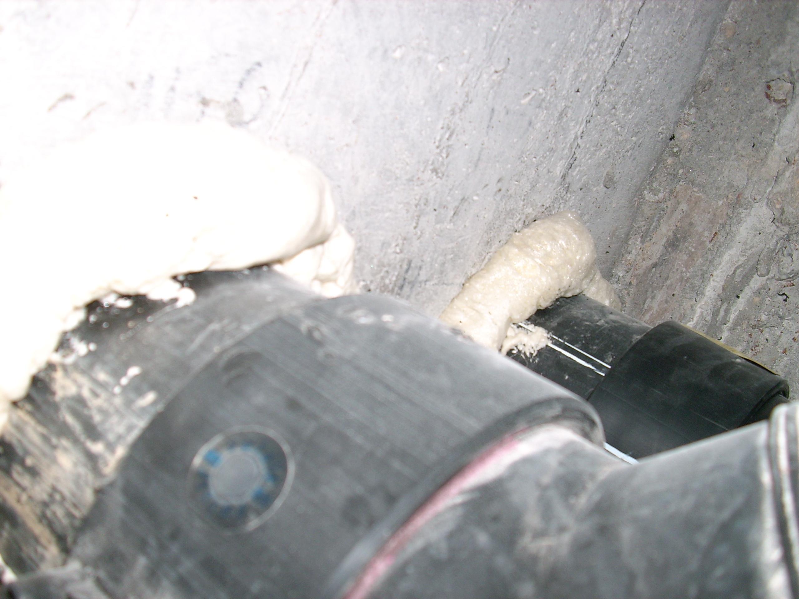 Hidroizolare strapungeri instalatii sanitare - RIN Grand Hotel UNICO PROFIT - Poza 21