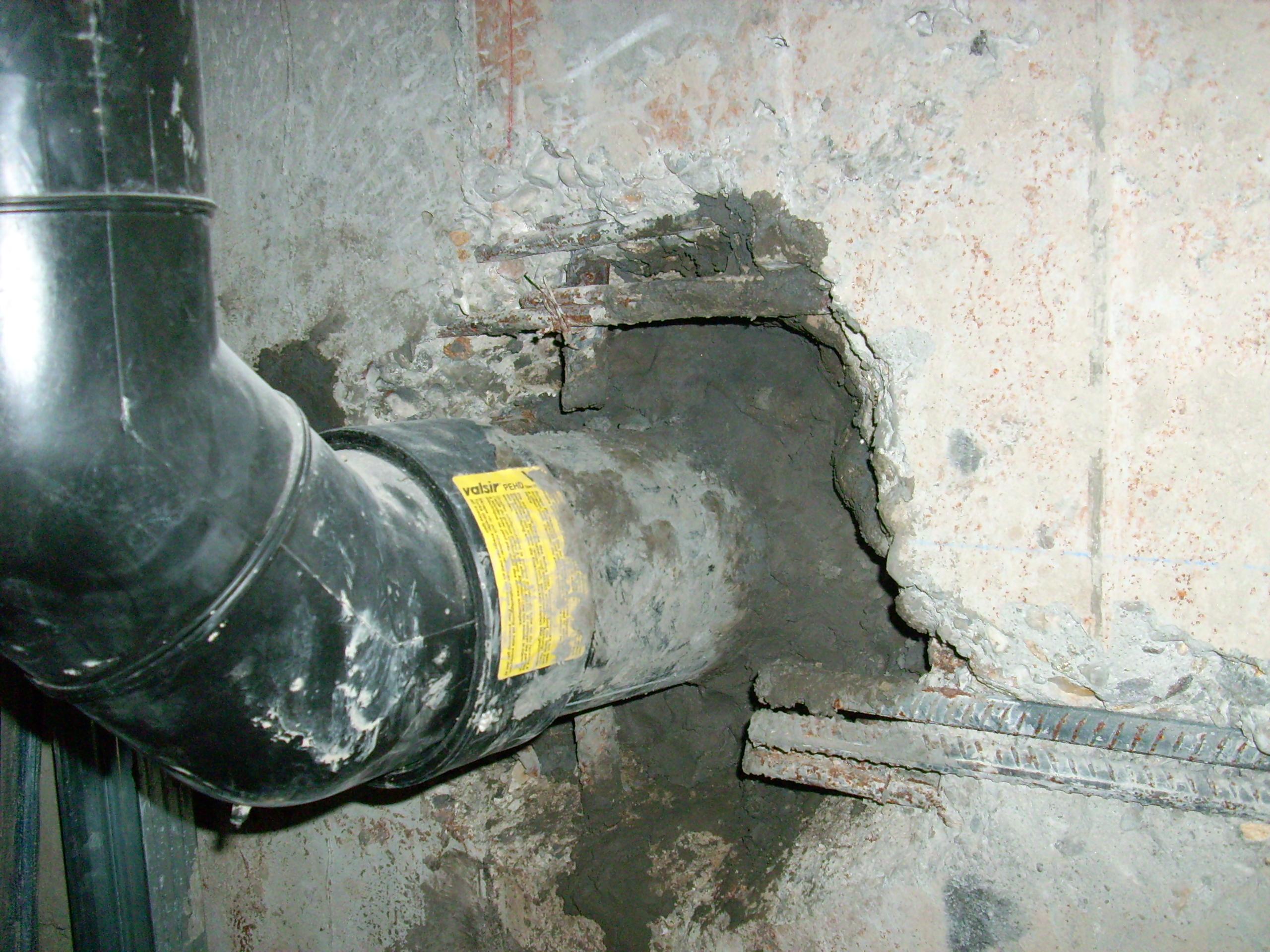 Hidroizolare strapungeri instalatii sanitare - RIN Grand Hotel UNICO PROFIT - Poza 22