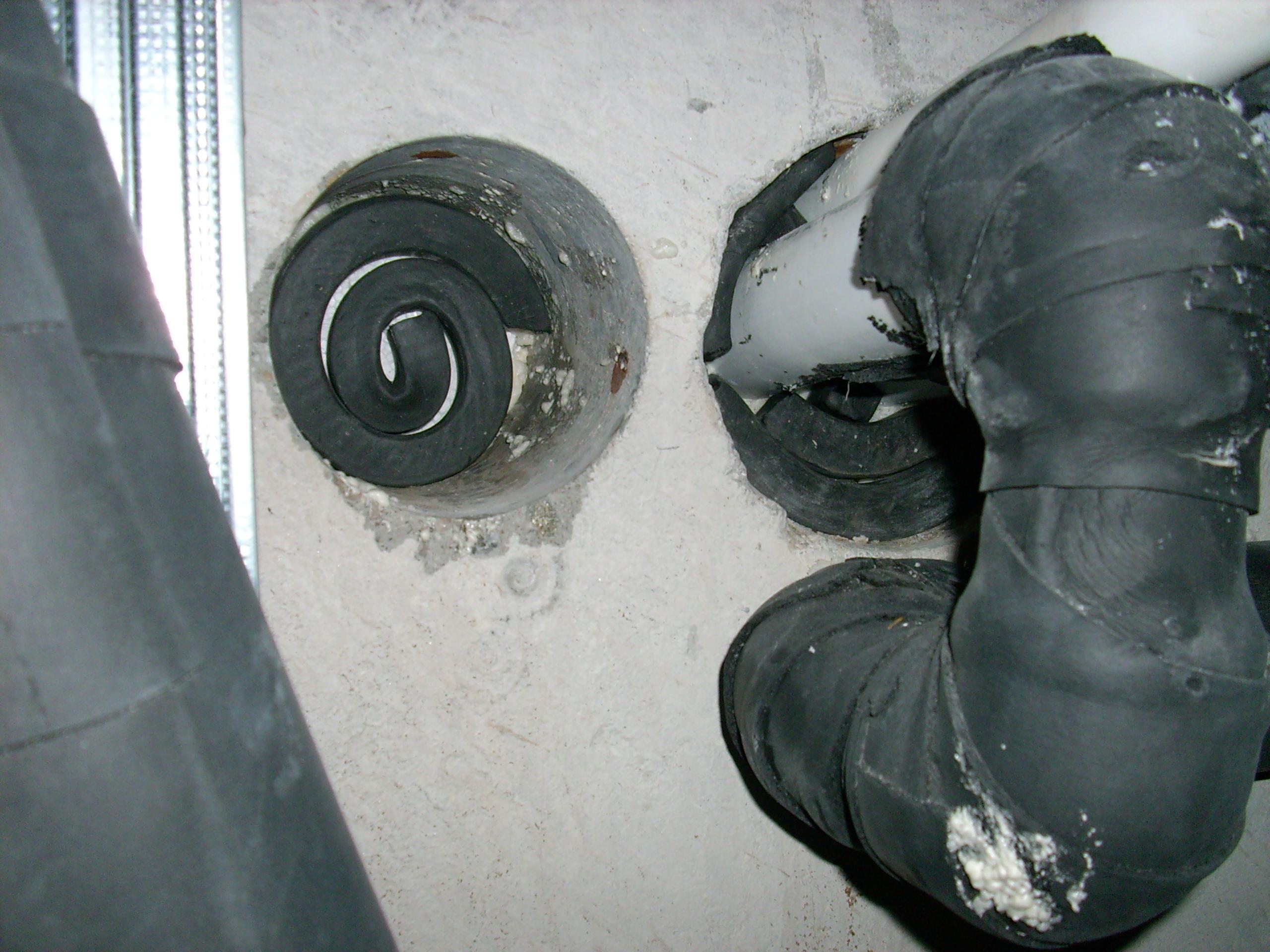 Hidroizolare strapungeri instalatii sanitare - RIN Grand Hotel UNICO PROFIT - Poza 35