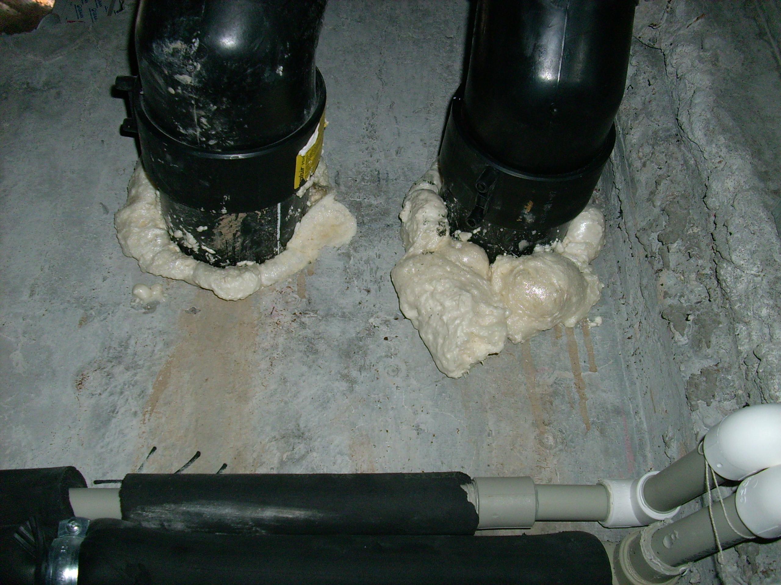 Hidroizolare strapungeri instalatii sanitare - RIN Grand Hotel UNICO PROFIT - Poza 36