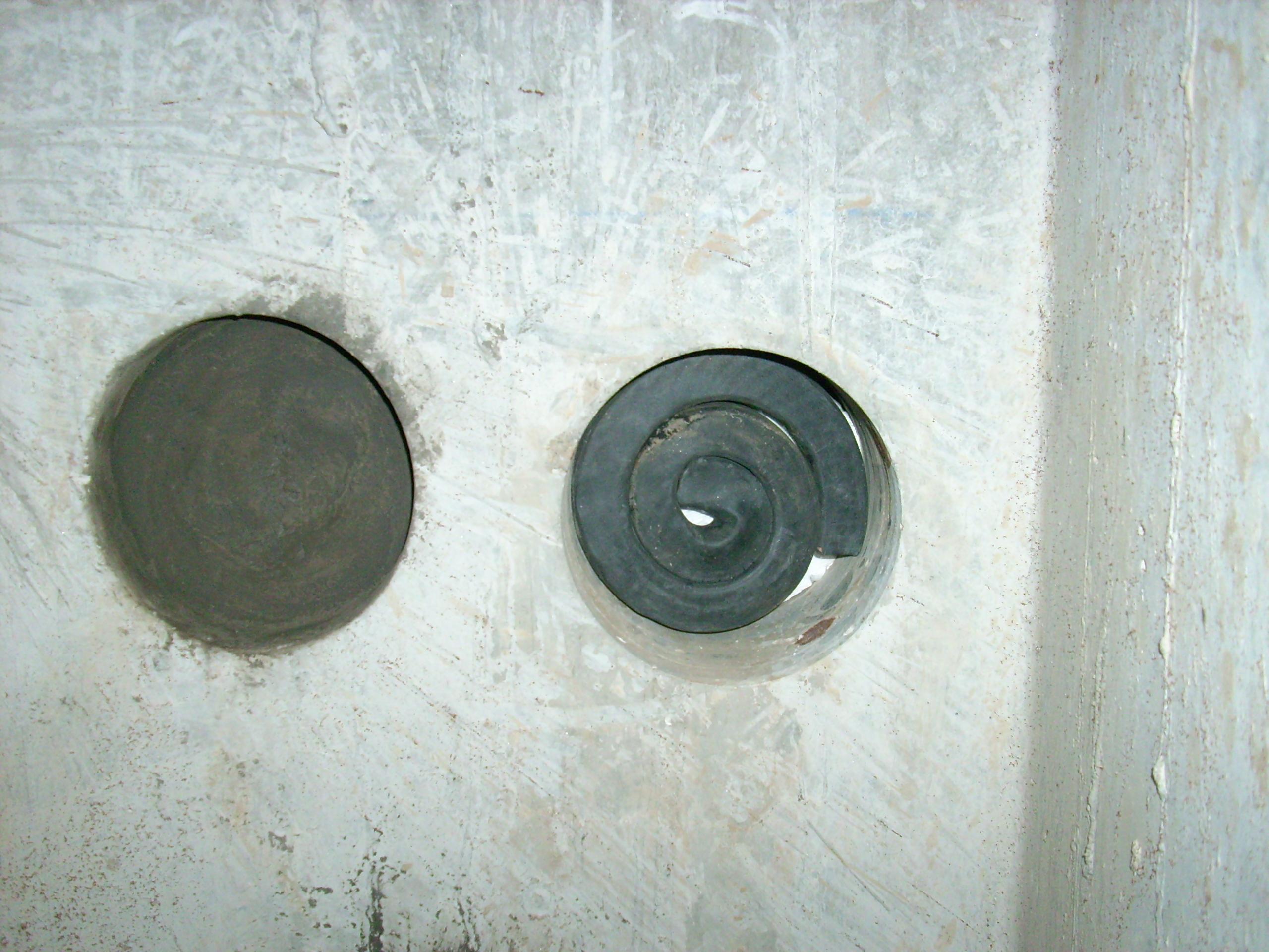 Hidroizolare strapungeri instalatii sanitare - RIN Grand Hotel UNICO PROFIT - Poza 38