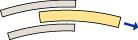 Tipuri de deschideri pentru usi glisante ECLISSE - Poza 1