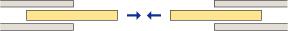 Tipuri de deschideri pentru usi glisante ECLISSE - Poza 2