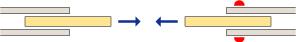 Tipuri de deschideri pentru usi glisante ECLISSE - Poza 3
