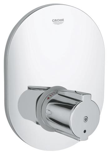 Set finisare termostat pentru GROHE Rapido GROHE - Poza 2