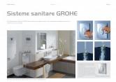 Sisteme sanitare GROHE