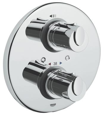 Baterii termostatate GROHE - Poza 6