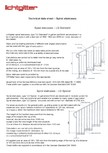 Scari cu structura metalica  LICHTGITTER RO - LG Standard, LG Special