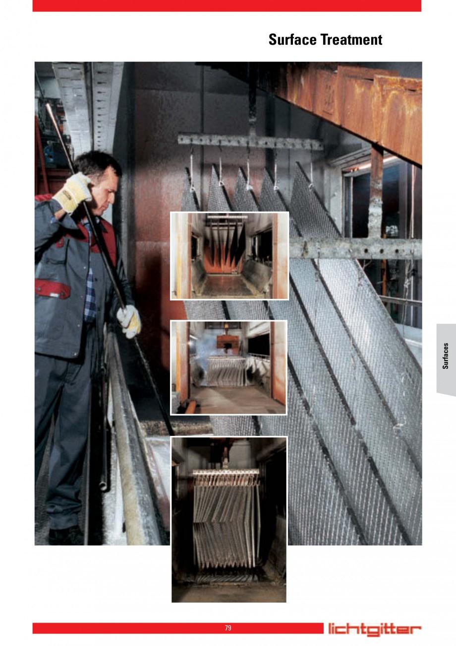 Pagina 79 - Scari si trepte metalice LICHTGITTER RO LG Special, LG Standard Catalog, brosura Engleza...