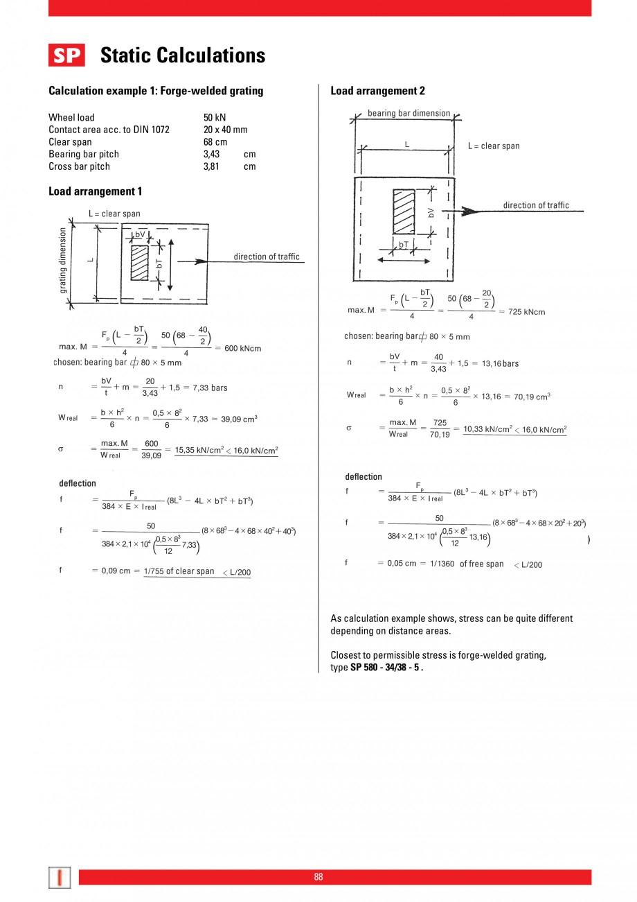 Pagina 88 - Scari si trepte metalice LICHTGITTER RO LG Special, LG Standard Catalog, brosura Engleza...