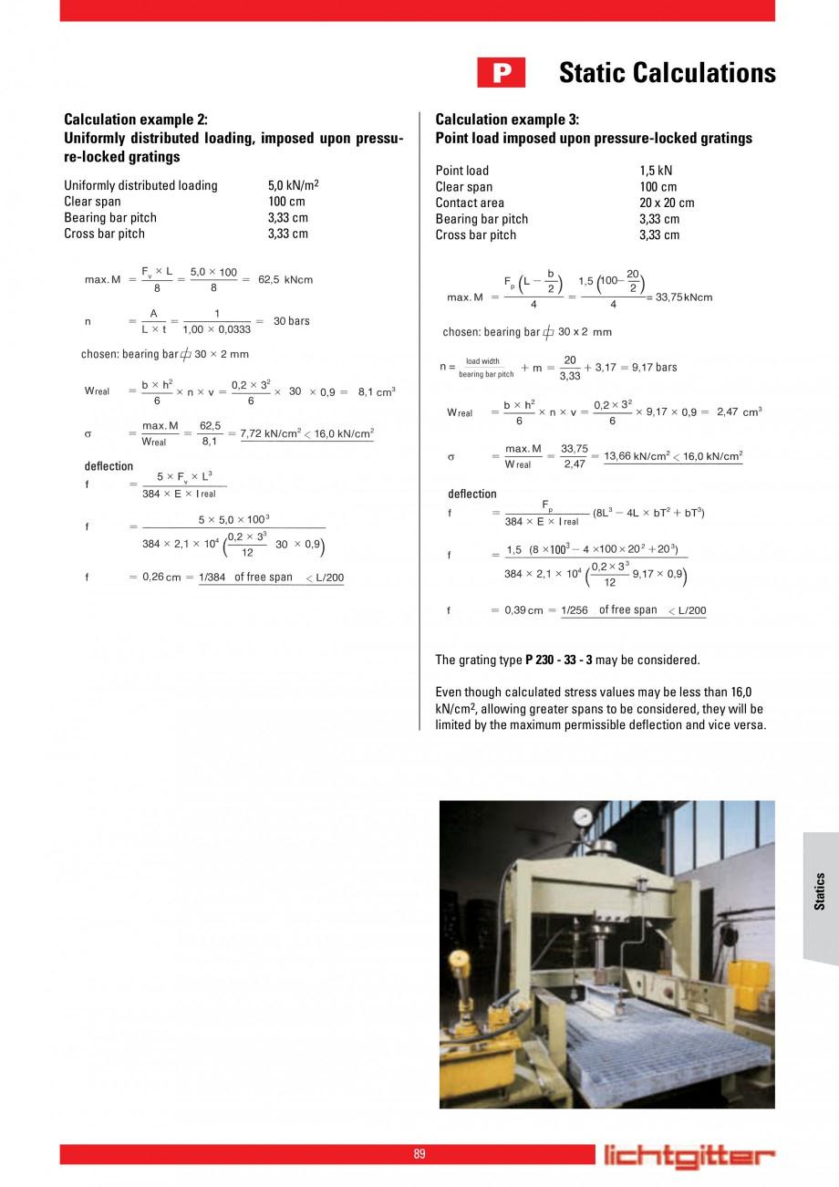 Pagina 89 - Scari si trepte metalice LICHTGITTER RO LG Special, LG Standard Catalog, brosura Engleza...