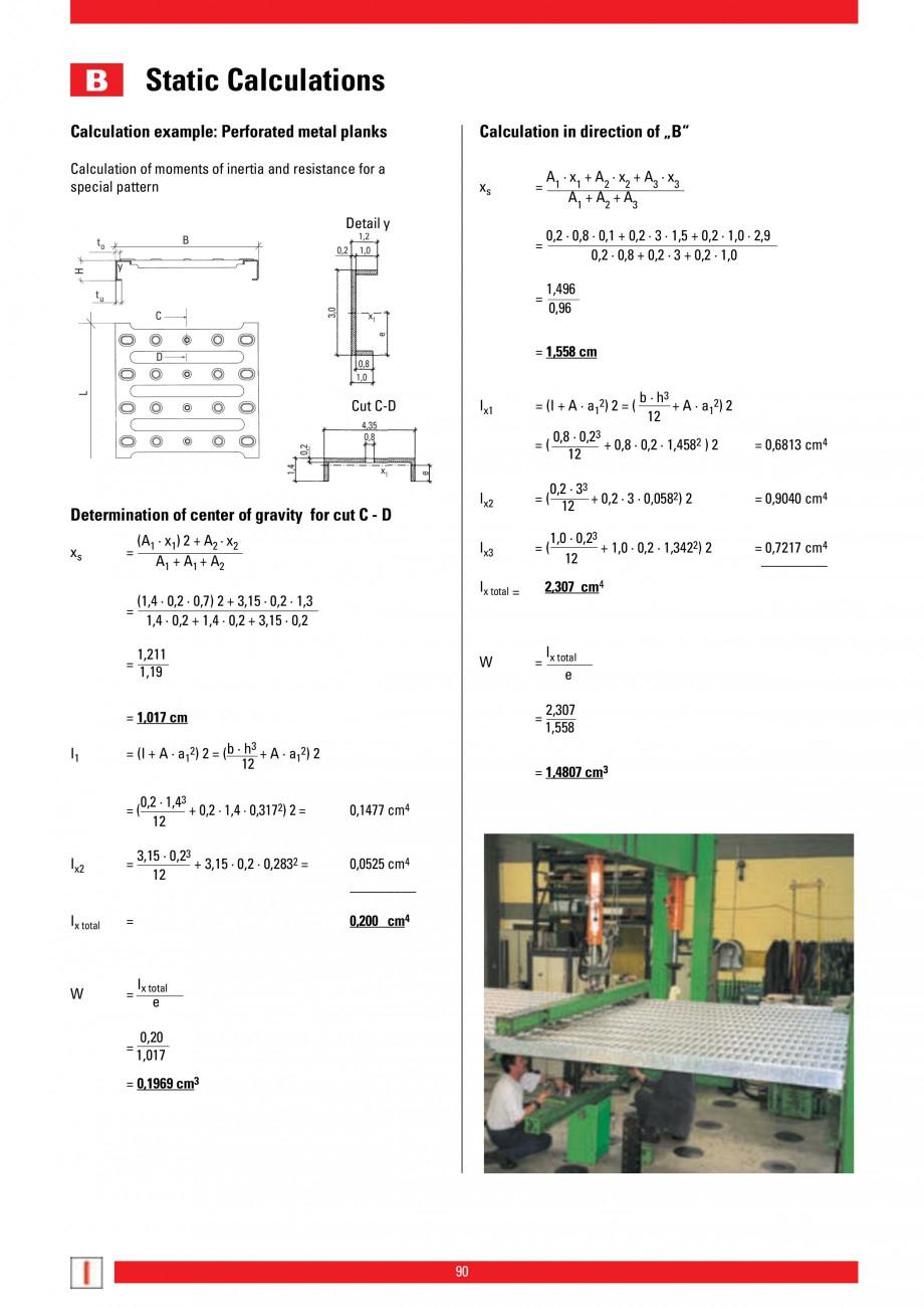 Pagina 90 - Scari si trepte metalice LICHTGITTER RO LG Special, LG Standard Catalog, brosura Engleza...