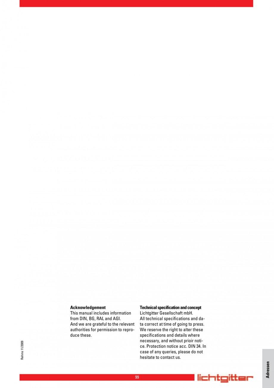 Pagina 99 - Scari si trepte metalice LICHTGITTER RO LG Special, LG Standard Catalog, brosura Engleza...