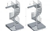 Scari si trepte metalice Lichtgitter Ro ofera scari metalice in spirala tip LG Standard si LG Special, trepte metalice pentru scari si profile metalice de tabla.