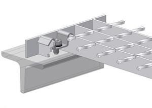 Elemente metalice de fixare cu bolt sudat prin presare B  533K LICHTGITTER RO - Poza 5