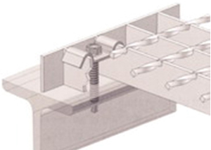Accesorii Elemente metalice de fixare cu surub autofiletant B 233 K LICHTGITTER RO - Poza 6